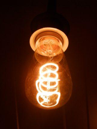 Review vindtage LED lamp met gedraaid fillament van Thatsled.nl
