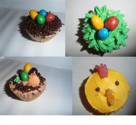de leukste paas cupcakes maak je zelf