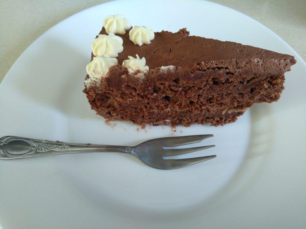 recept paashaas chocolade taart 3