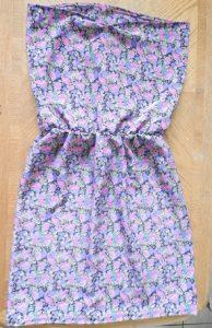 DIY zomerjurk naaien voor beginners 6