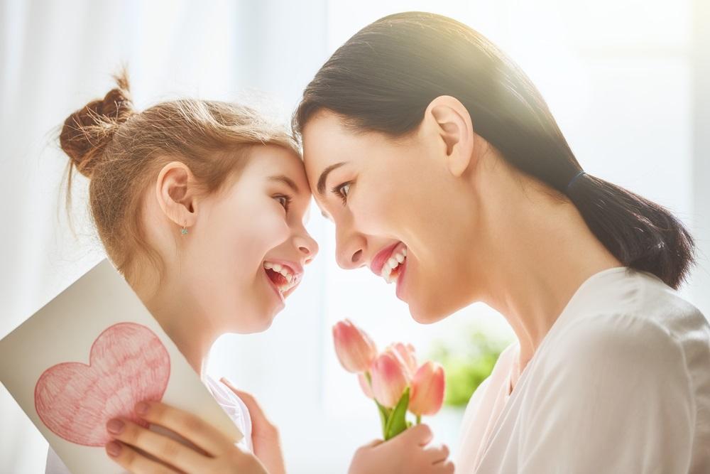 Gratis moederdag cadeau speciaal voor kinderen