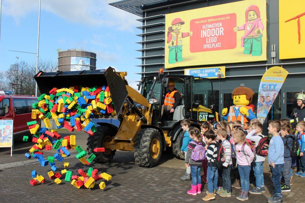 Win 4 vrijkaarten voor Legoland Discovery Centre Oberhausen 1