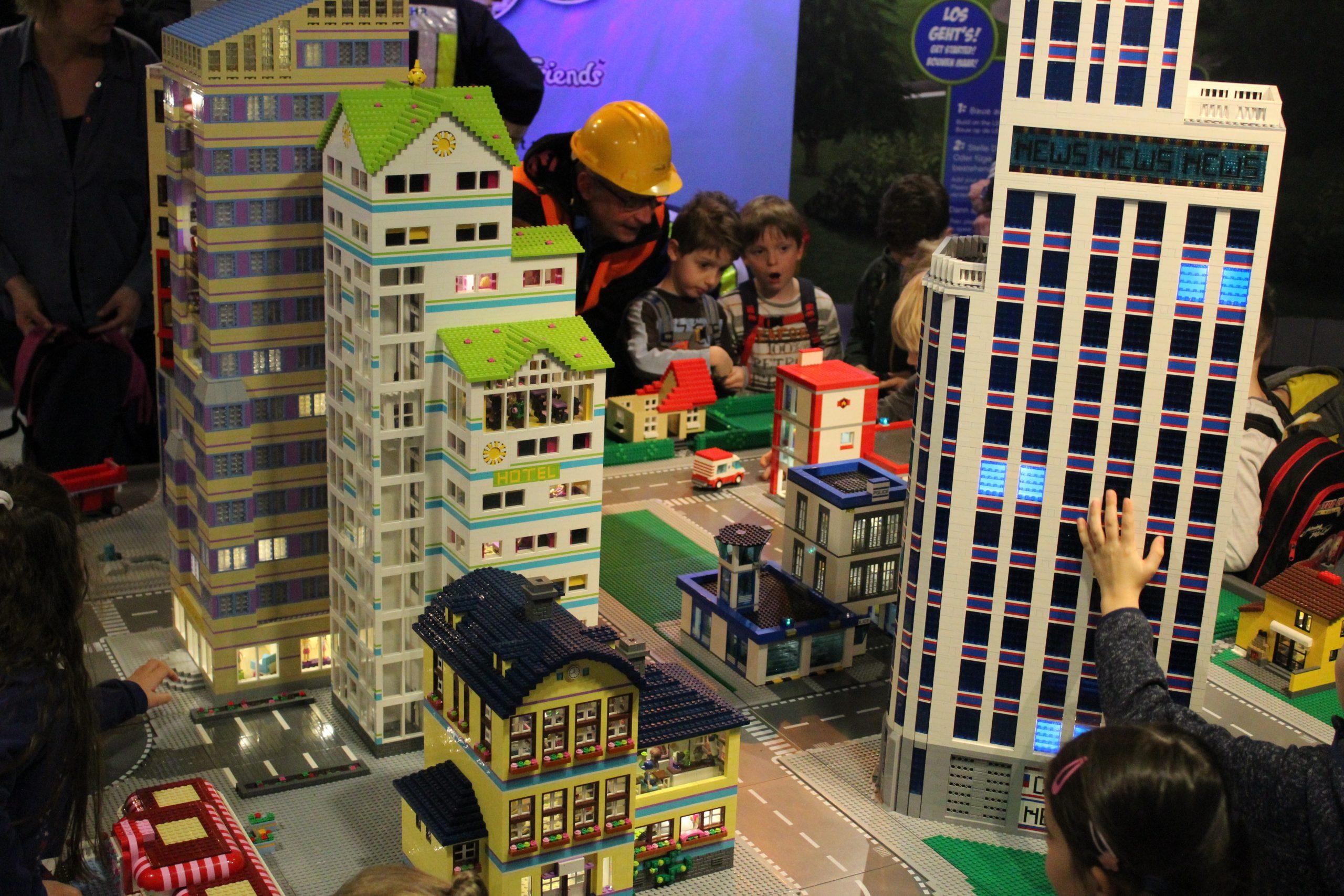 Win 4 vrijkaarten voor Legoland Discovery Centre Oberhausen