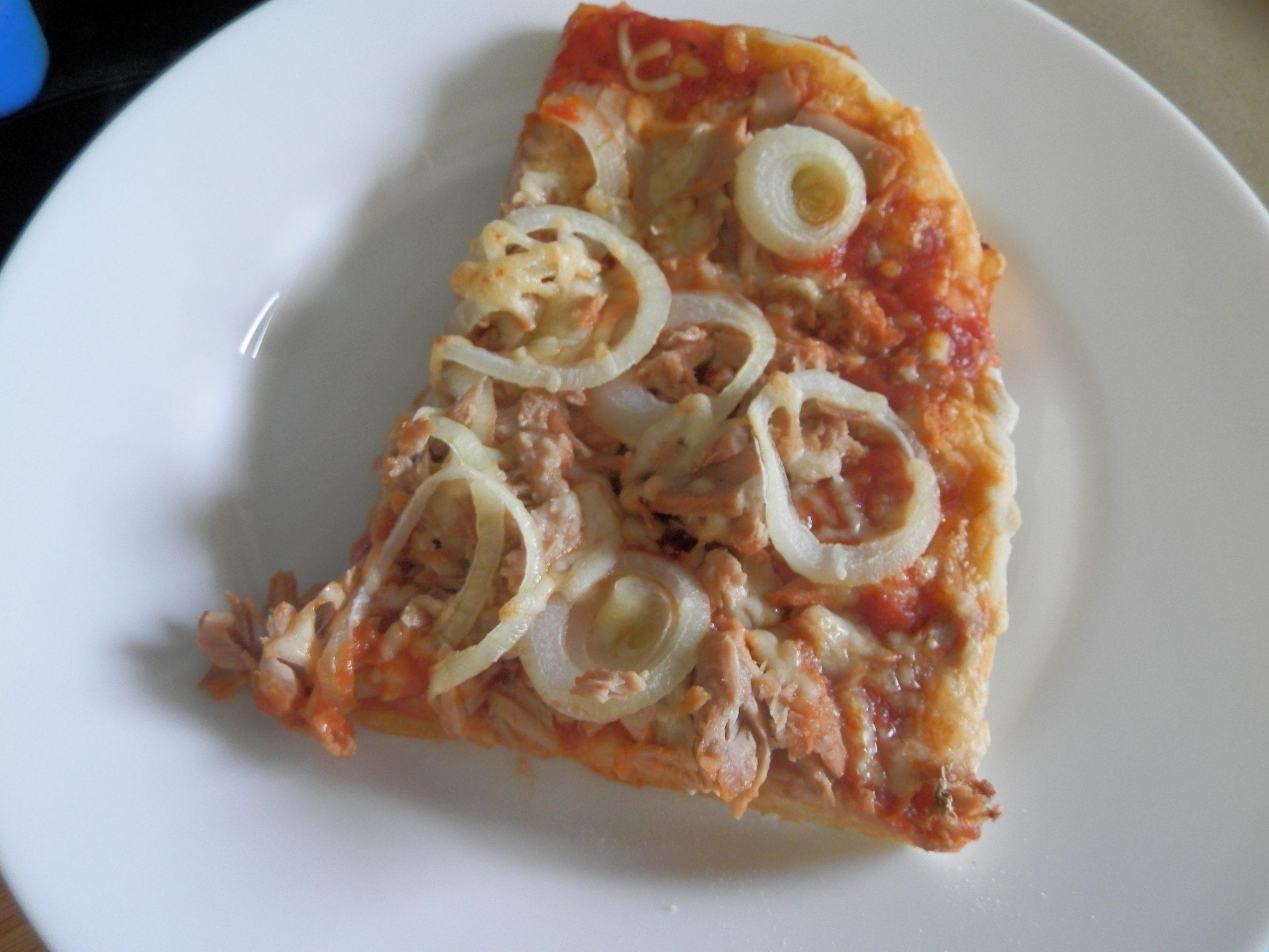 luchtig en krokant pizzadeeg zonder suiker