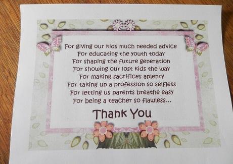 DIY bedankje voor leerkrachten 2