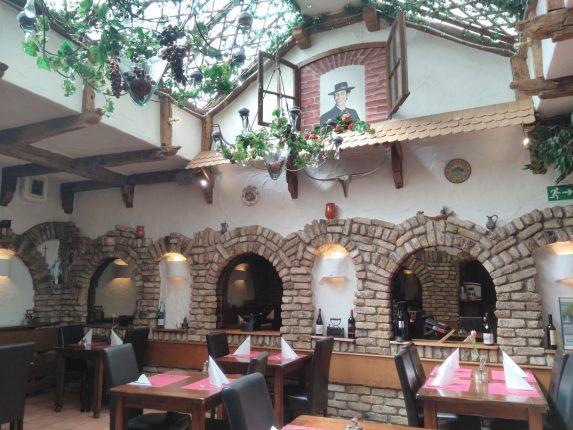 Steakhouse hotel zur Post Kleve Duitsland 12