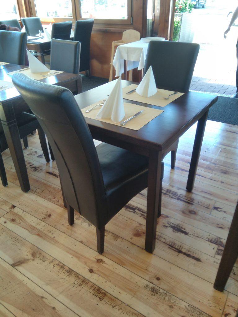 Steakhouse hotel zur Post Kleve Duitsland 13