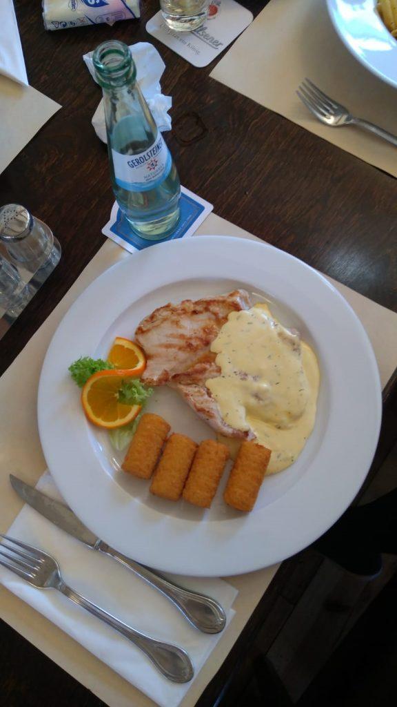Steakhouse hotel zur post Kleve Duitsland 3