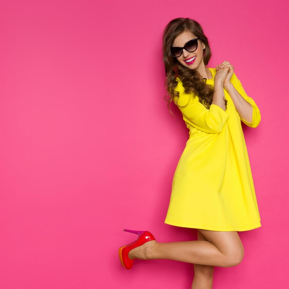 de modetrends lente zomer 2018 felle kleuren