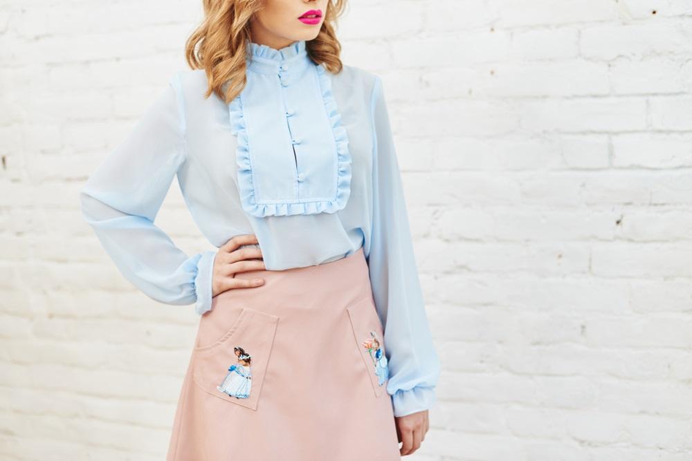 de modetrends lente zomer 2018 pastelkleuren
