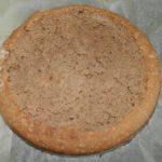 Recept Duitse Maulwurfkuchen chocoladetaart met bananen 1