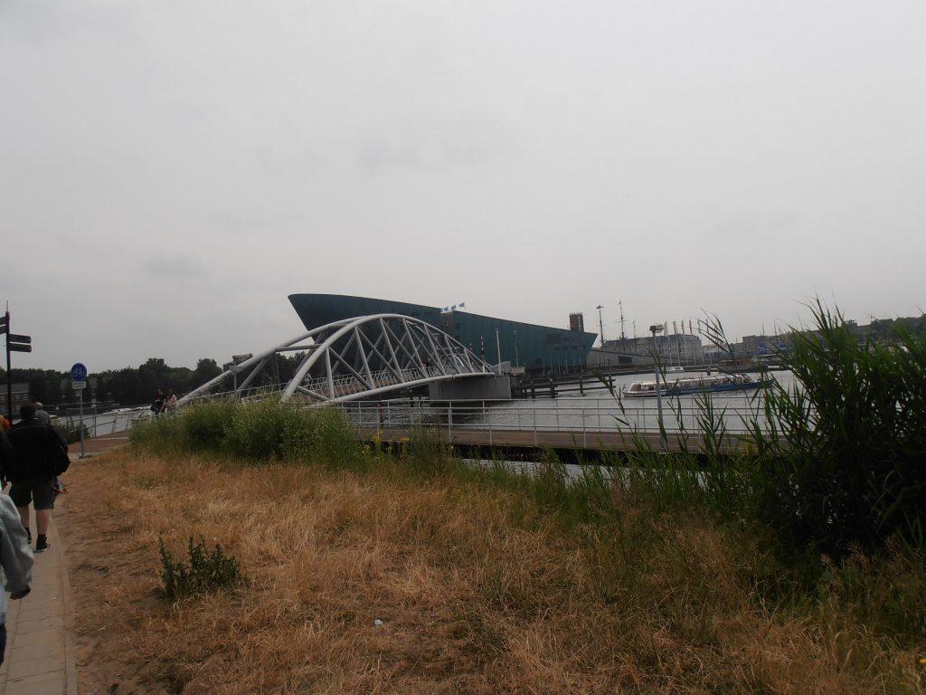 Vakantietip bezoek het Nemo museum in Amsterdam 1