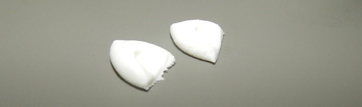 DIY Unicorn taarttopper van fondant maken 9