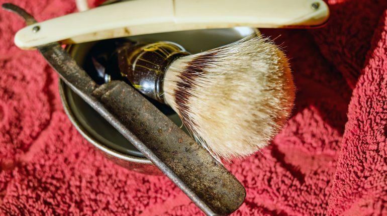 DIY natuurlijke scheerzeep en scheerschuim