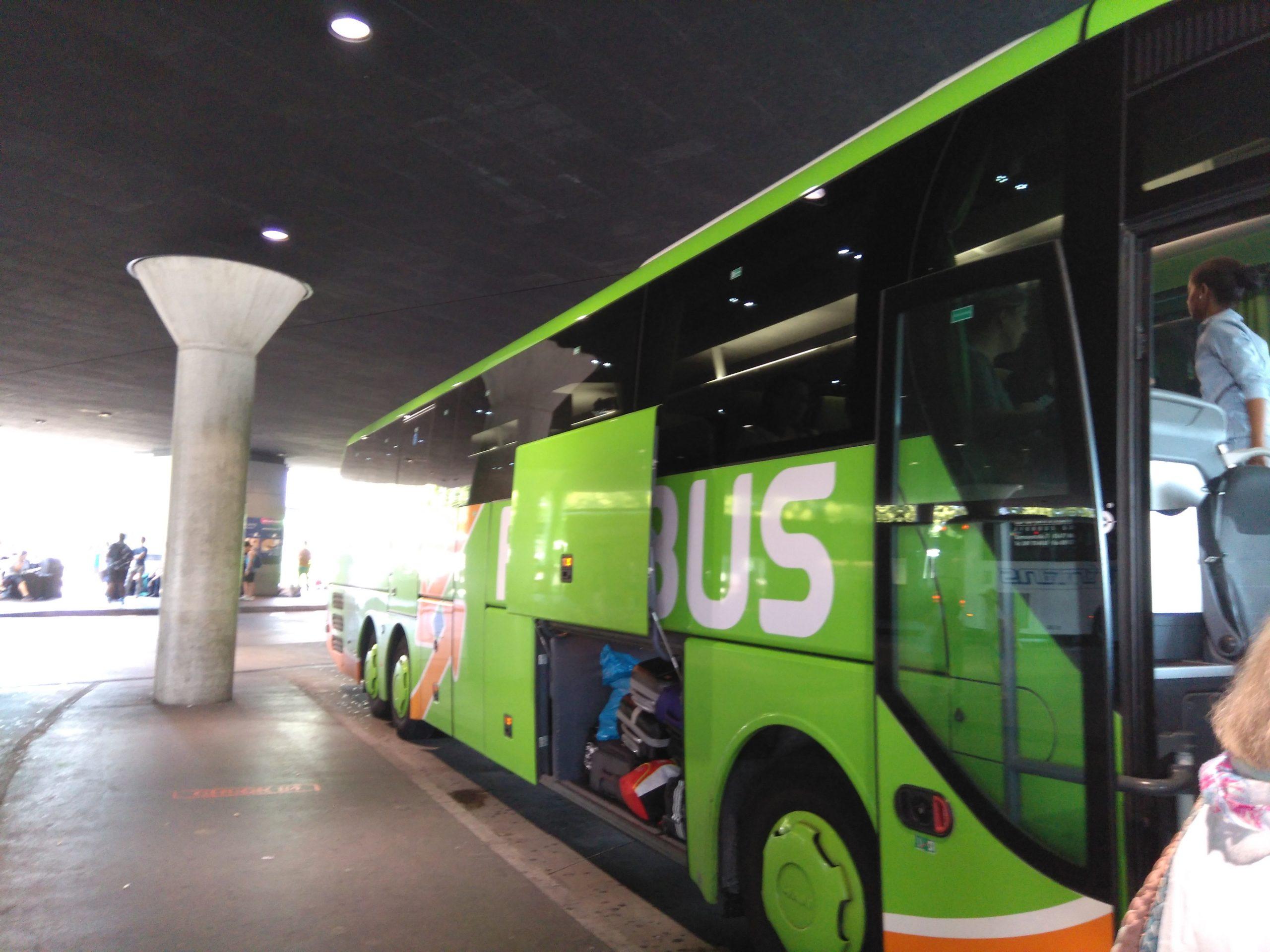 Flixbus goedkoop en comfortabel op reis of toch niet