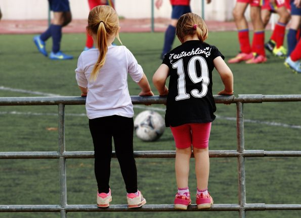 Voetbalshirt van sportoutfit naar fashion item