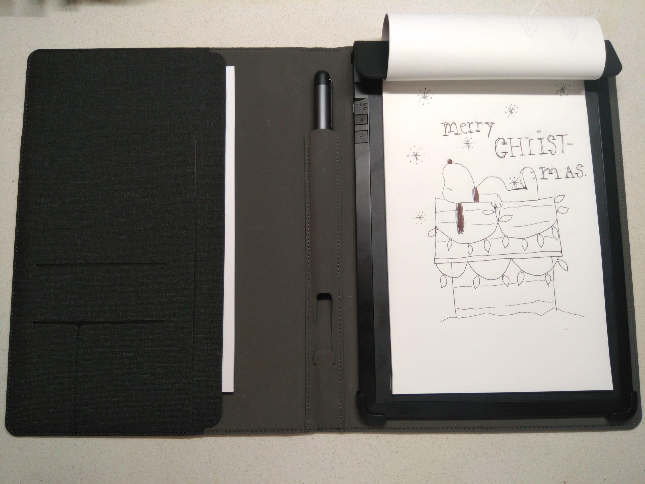 Digitaal handletteren en tekenen met RoWrite Smart Writing Pad