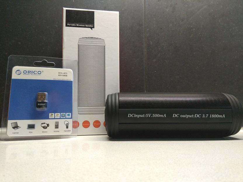 Geniet van goed geluid met een bluetooth speaker + winactie 1