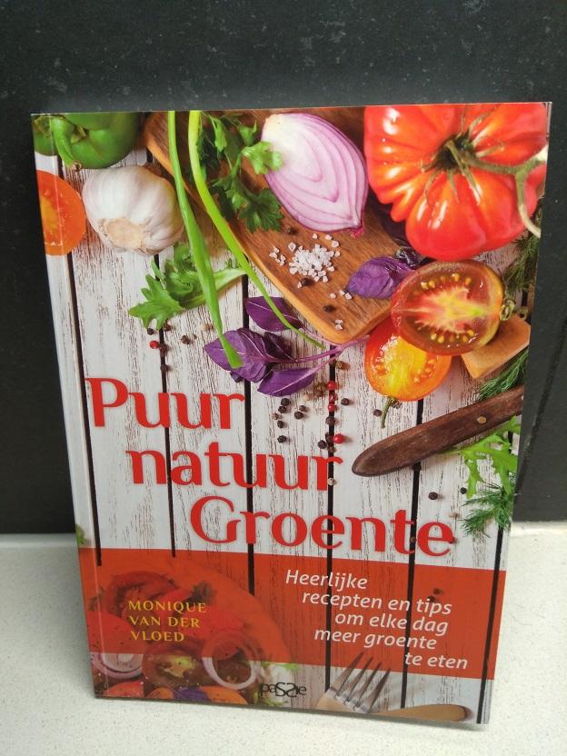 Recepten en tips in 'Puur natuur Groente' kookboek + winactie 3