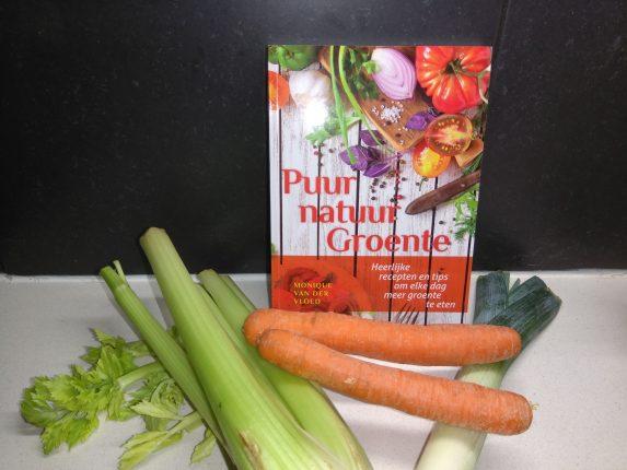 Recepten en tips in 'Puur natuur Groente' kookboek + winactie 4