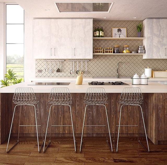 De keukentrends 2019 van houten tot landelijke keuken 1