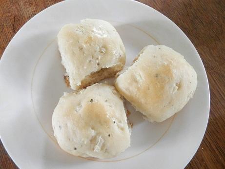 Recept uien knoflook breekbrood