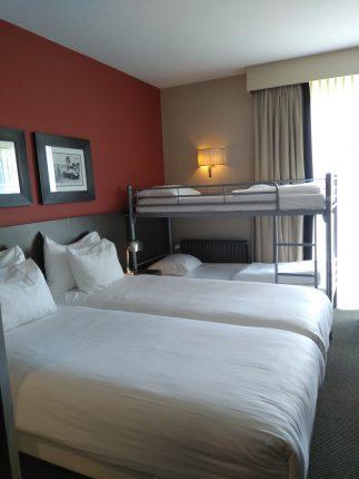 Onze ervaring met een nachtje NH hotel Waalwijk