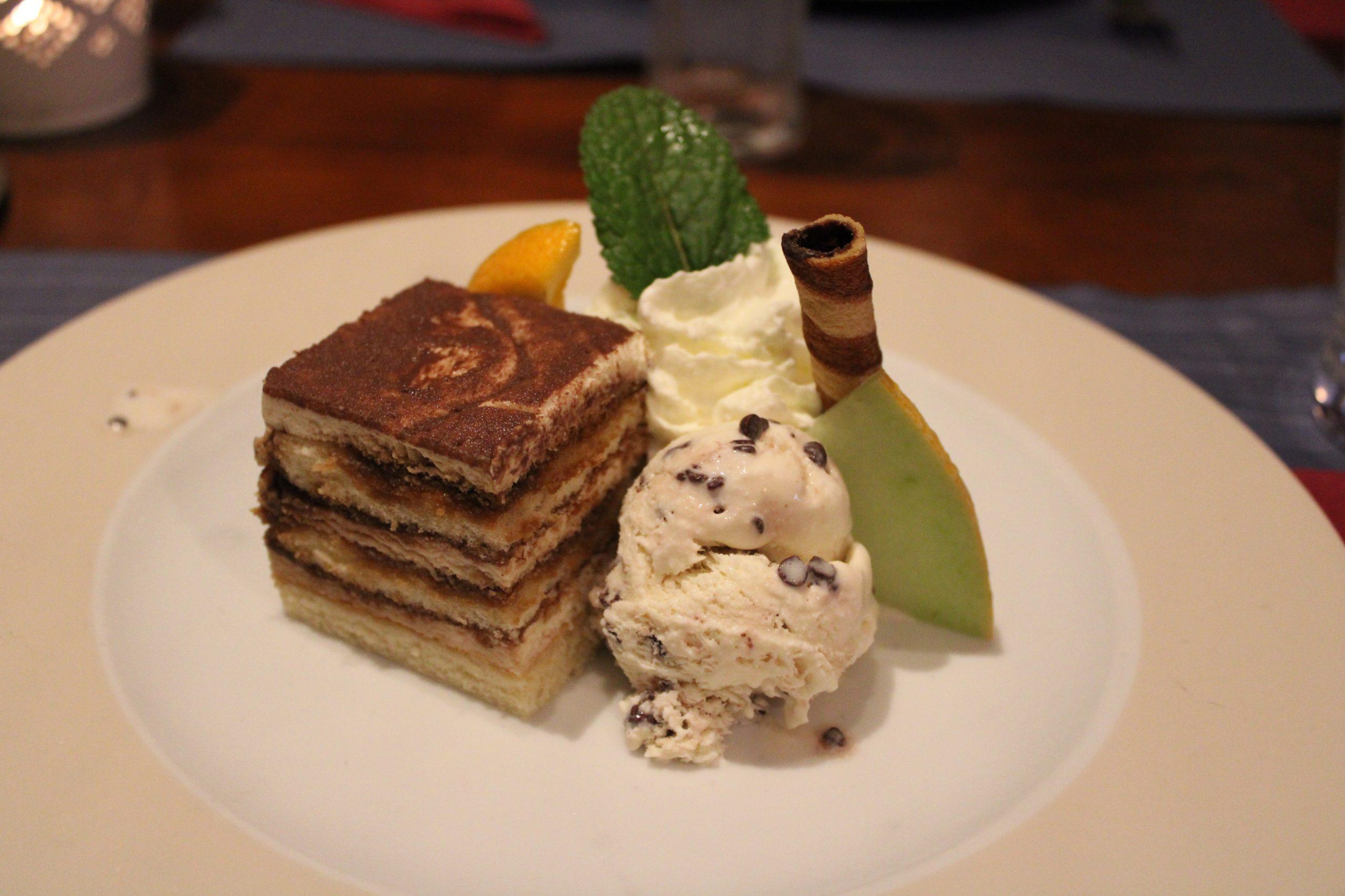 Genieten van heerlijk eten bij eetcafé Twins in Arnhem