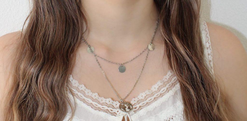 Maak je outfit af met sieraden van Aphrodite 1