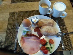 NH hotel Den Haag ontbijt