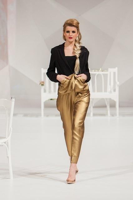 de modetrends herfst 2019 goud