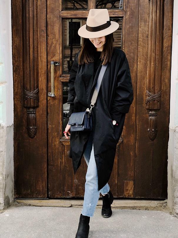 modetrends herfst 2019 lange jas