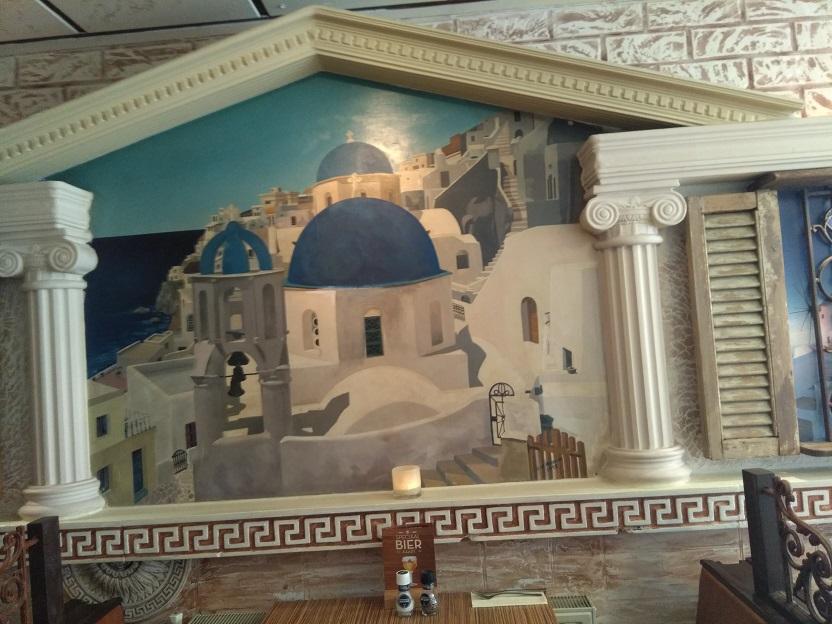 Grieks restaurant Santorini in Waalwijk 1