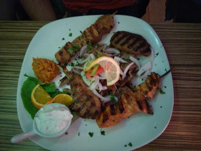 Grieks restaurant Santorini in Waalwijk 2