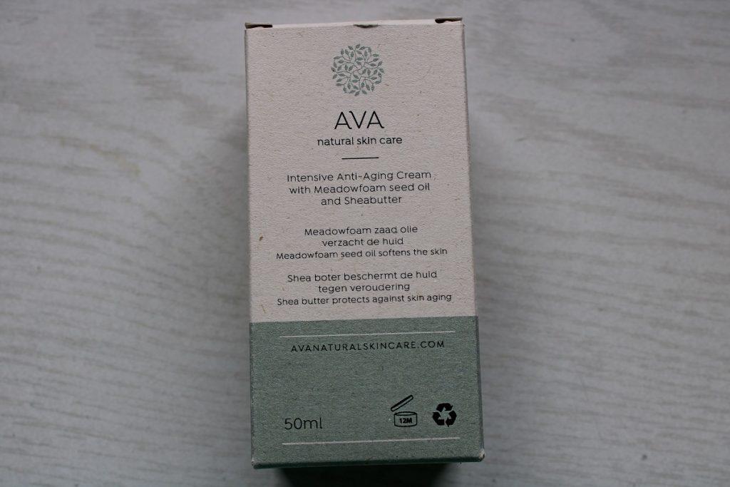 Review Ava natuurlijke huidverzorging 2
