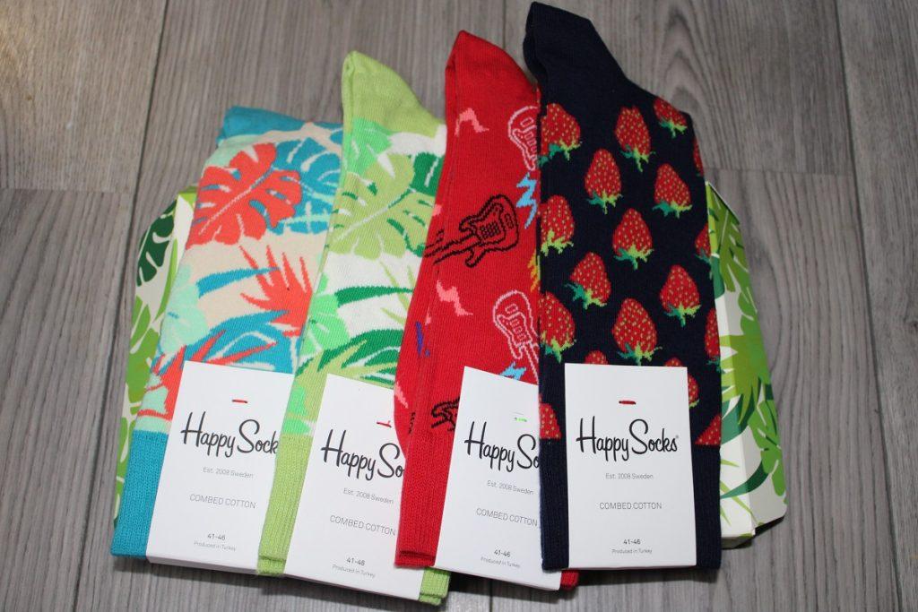 Vrolijk je outfit op met een paar Happy Socks 1