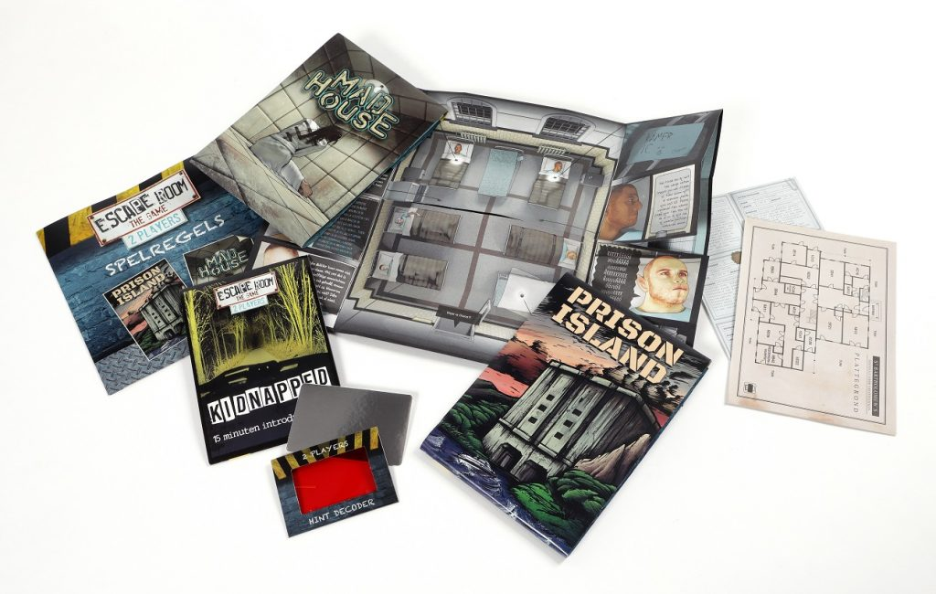 Escape Room The Game 2 Players 2