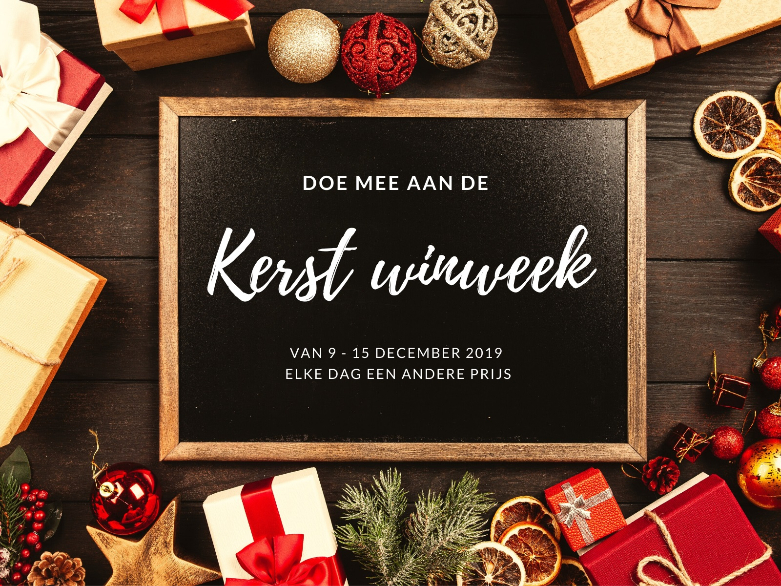 Kerst winweek 2019