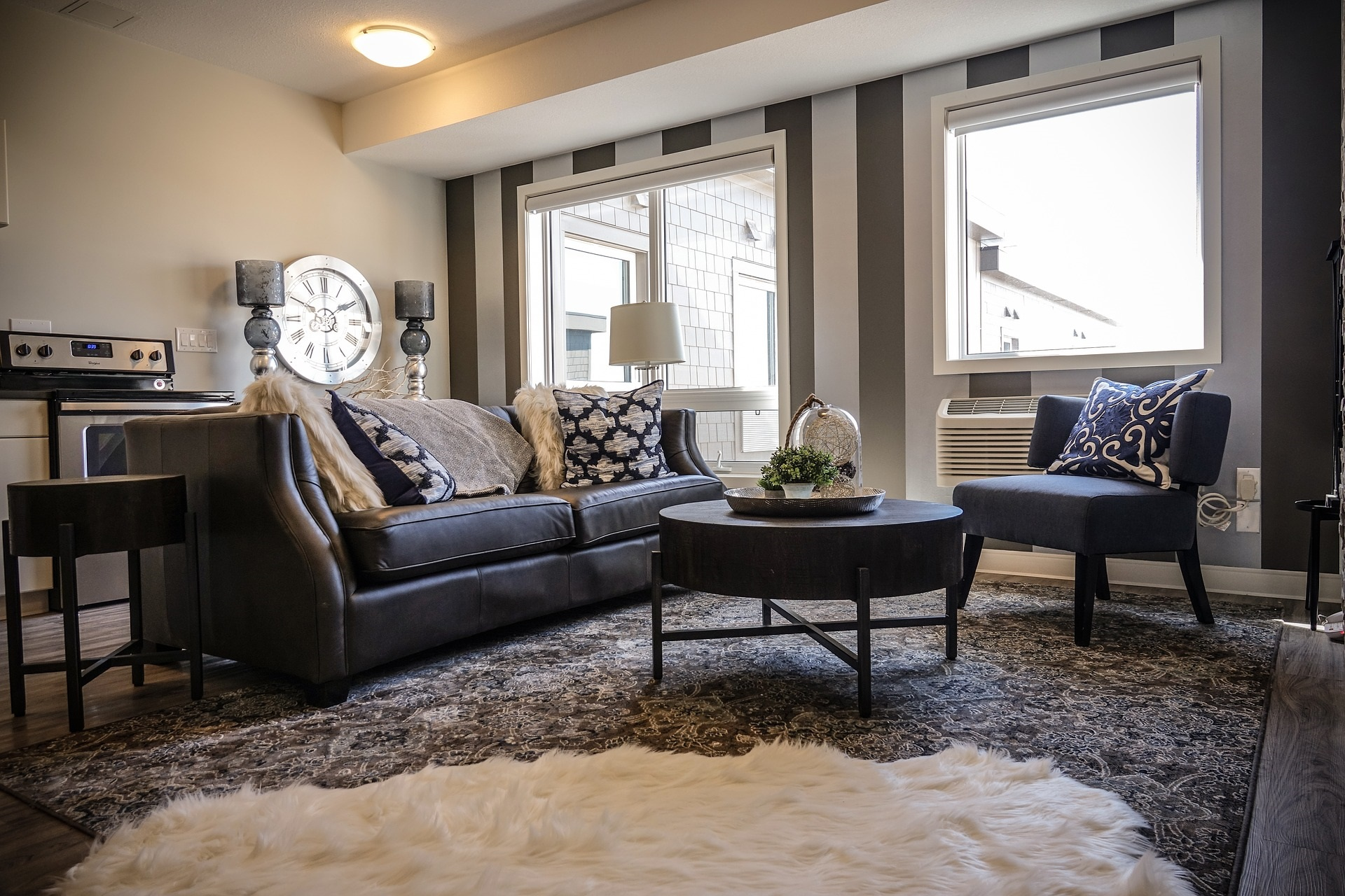 Maak het huis gezelliger met een jute vloerkleed