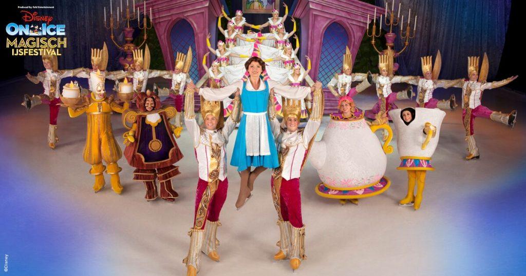 Win 4 zilveren tickets voor Disney On Ice Magisch IJsfestival 1