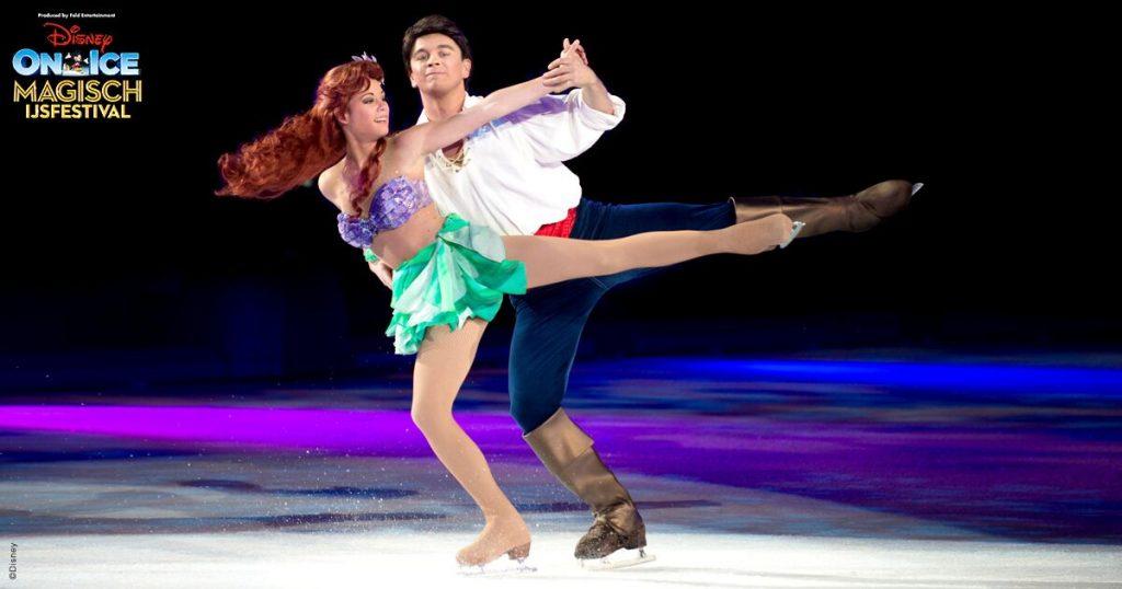 Win 4 zilveren tickets voor Disney On Ice Magisch IJsfestival 2