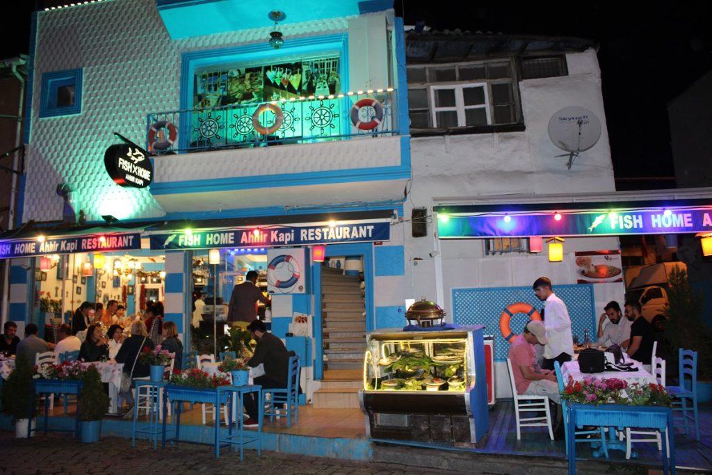Ahhir kapi restaurant