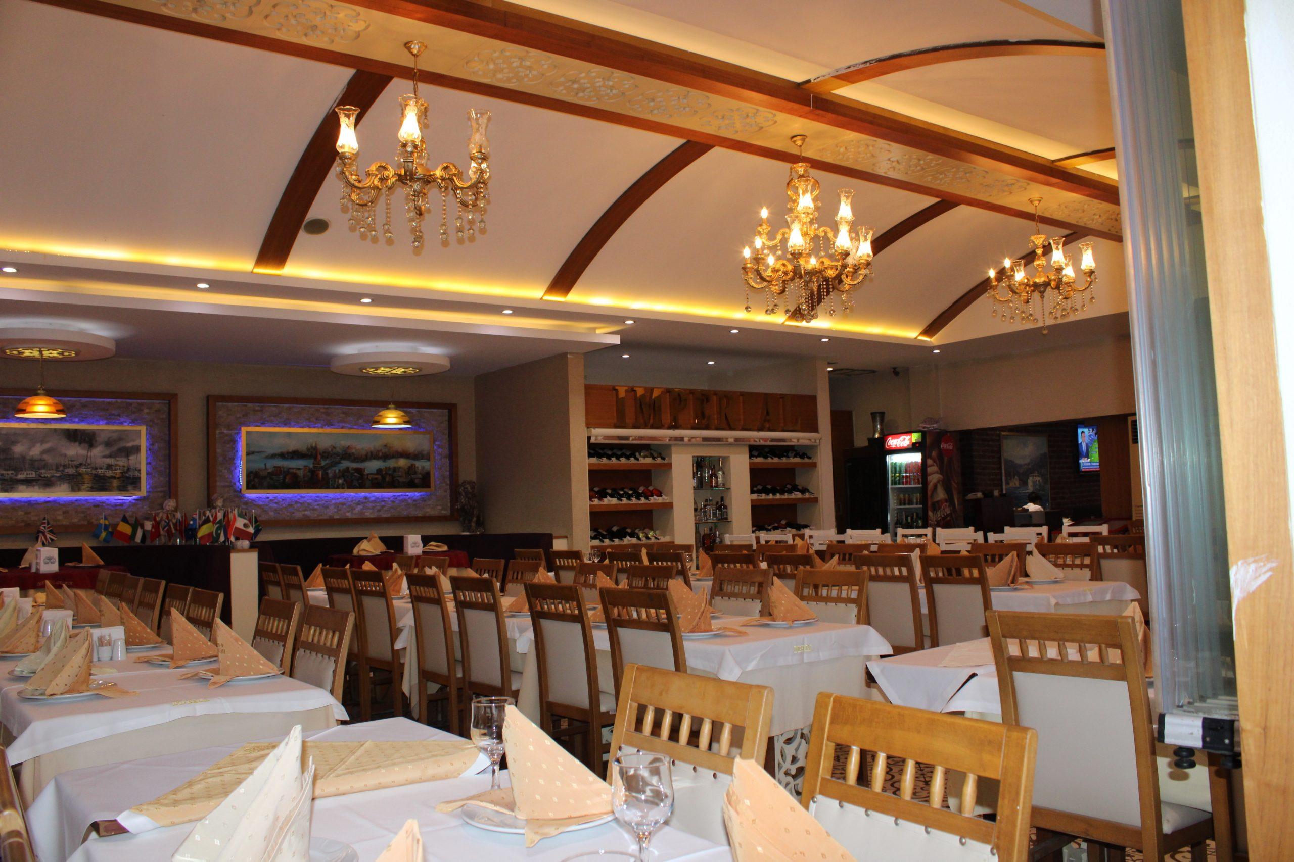 De leukste restaurants in Istanbul