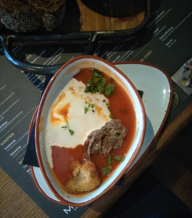 Heerlijk lunchen bij Meet & Ribs in Arnhem 3