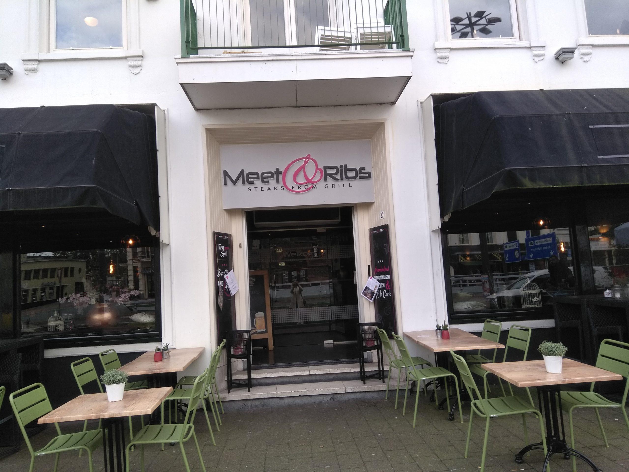 Heerlijk lunchen bij Meet & Ribs in Arnhem