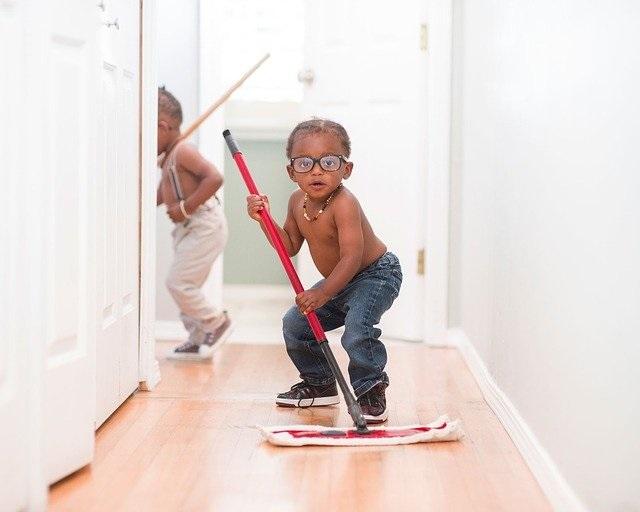 10 Tips om het huishouden leuker te maken 2