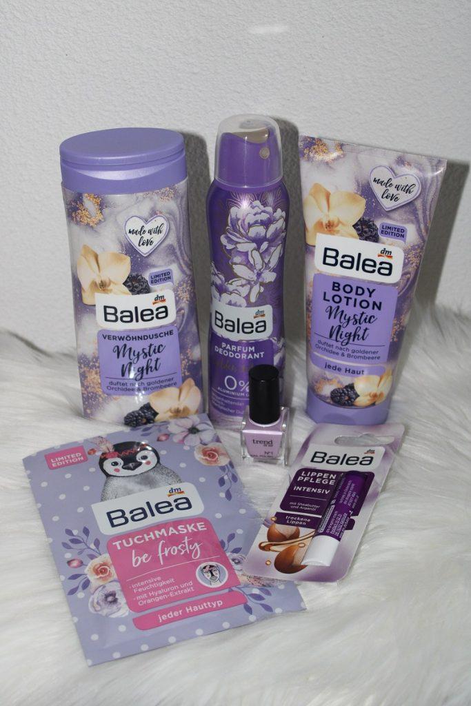 Kerst winweek maak kans op Balea beautypakket van DM 1