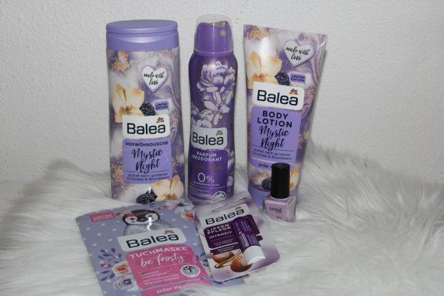 Kerst winweek maak kans op Balea beautypakket van DM