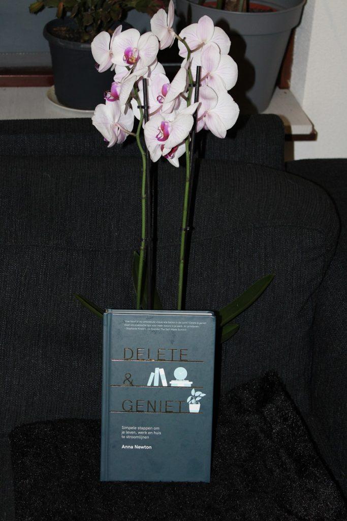 Kerst winweek maak kans op het boek Delete & Geniet