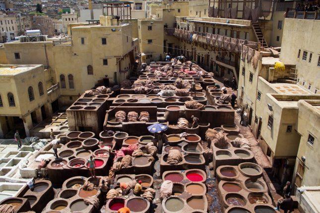 Stedentrip Fez waan je even in een andere wereld